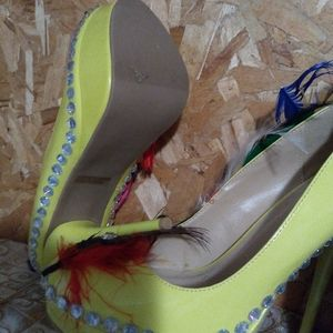 Diva Lounge Ladies Heels
